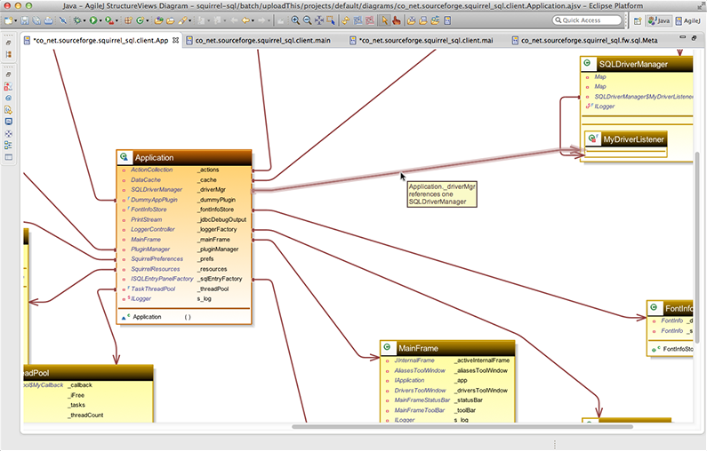 Generate Class Diagram From Java Code Eclipse - Free ...